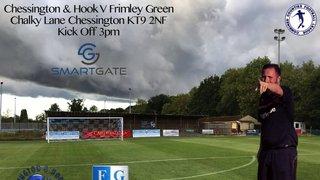 Chessy v Frimley Green