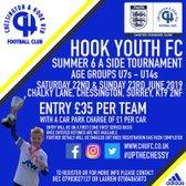 Summer 6 A Side Tournament