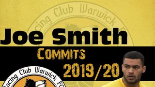 Player of the year Joe Smith commits