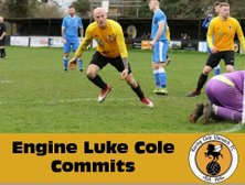 Luke Cole commits for anniversary season
