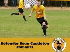 Sean Castleton in
