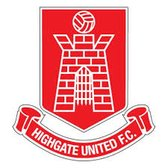 Home tie v Highgate in League Cup