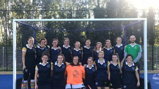 Ladies 2s draw 2-2 with THD 2s
