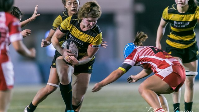 Get to know your USRC Tigers - Emily Underwood