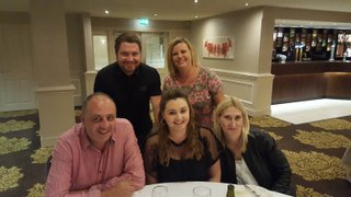 Hall Road Rangers Golf Night 2015