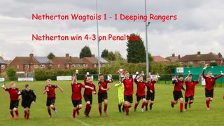 Netherton U12 Wagtails battle to victory