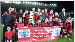 "PFA Senior Cup win seals ""awesome foursome""!"