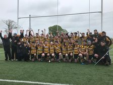 Letterkenny 33  - 12 Omagh in the Ulster Plate
