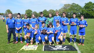Pirates Win the Ash Cup