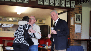 2019 Old Players Reunion & VIPs Buffet