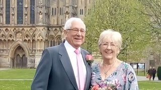 Congratulations to Bob & Carole Phillips on your Wedding