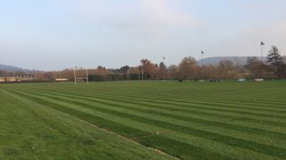 Clubhouse, Changing Rooms, Pitches Looking Good