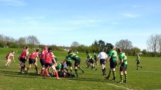 First Team lose to Alresford 10-24