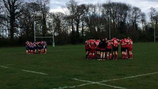 First Team beat Aldershot 45-3
