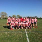 First Team beat Locksheath Pumas 62-7
