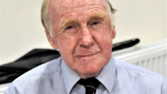 Edward Harrison 1933 to 2019