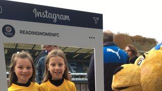 U8 Starz @ Reading FC Women v Bristol City Women Match
