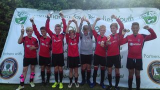 WAGTAILS U11 GO UNDEFEATED