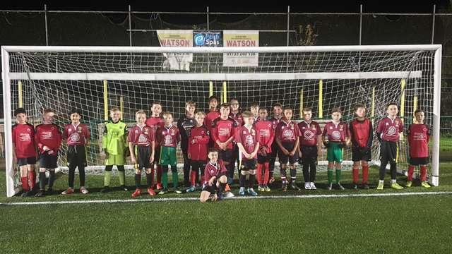 U12's Red Kites @ Norwich City