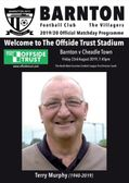 Barnton v Cheadle Town - Preview