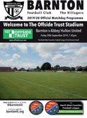 Barnton v Abbey Hulton United - Preview