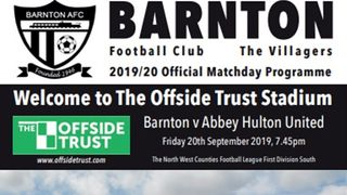 Barnton v Abbey Hulton United - Preview