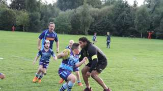 under 7,s training with hull fc 11-09-2017