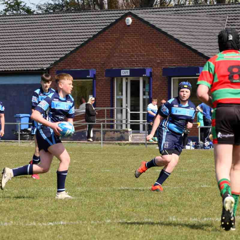 under 14,s v myton 24-04-21 by steve mower