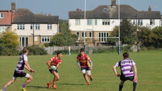 2015 4 Oct Academy  Woodford away