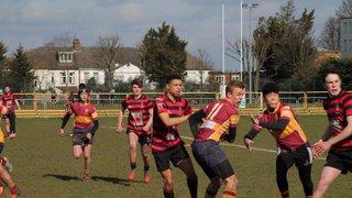 2016 March 6 Academy Kent Cup Semi final Blackheath