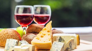 Wine and Cheese night