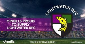 Lightwater reveal new kit sponsor