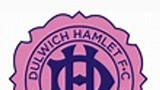 Match Report - Dulwich Hamlet  (Away - League)