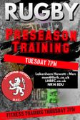 Preseason Training - Men