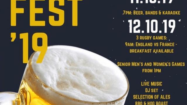 Lakenham Hewett RFC - Beer Festival