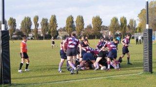 H&D vs West Norfolk 29/10/11