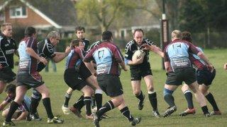 H&D 2nd XV - Haverhill 1st XV 31/3/12