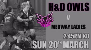 Support the Owls this Sunday