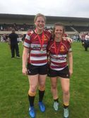 Amber & Gibson represent Essex in the Gill Burns County Championship Final.