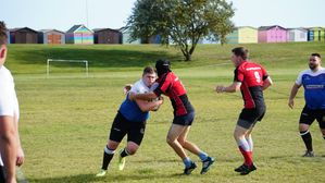 H&D 2nd XV step up
