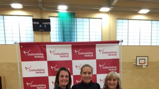Oxfordshire Netball Coaching Conference