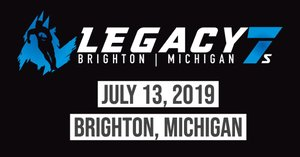 Legacy 7s this weekend!