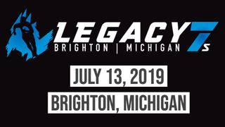 Legacy 7s this weekend!