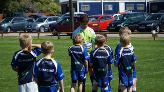 Primary Rugby League Training
