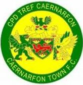 Tonight we play Caernarfon Town at the Oval