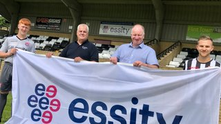 Cae-y-Castell renamed Essity Stadium as part of new Sponsorship deal