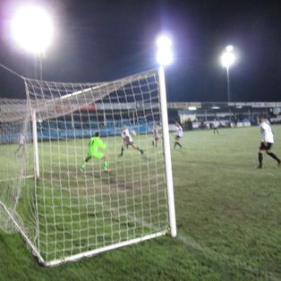 Backs to the Wall performance earns Flint a vital win