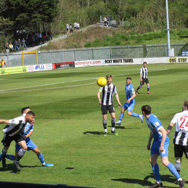 Haverdordwest (A) 24/04/21
