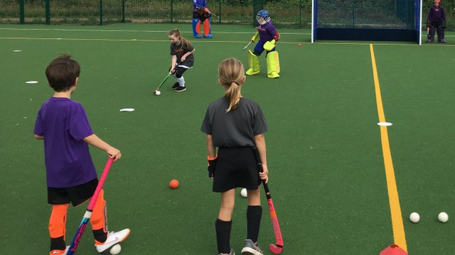 Wednesday Summer Junior Sessions - beginners welcome