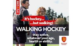 Walking Hockey
